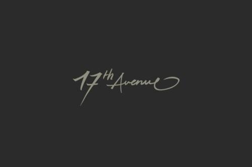 17th avenue #logo