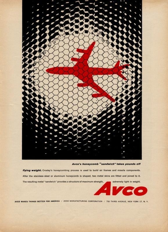 The Modernist Nerd: Vintage Science Ads from the 1950s-1960s #magazines #design #graphic #illustration #science