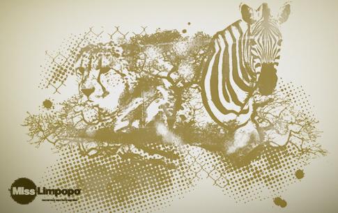 Miss Limpopo Identity #africa #design #graphic #identity #logo