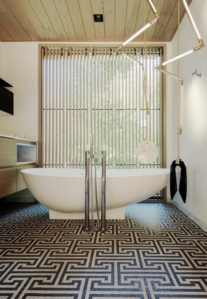 bathroom / Feldman Architecture