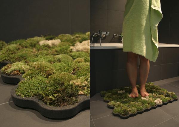 Portfolio by La Chanh Nguyen at Coroflot.com #matt #moss #vegetation