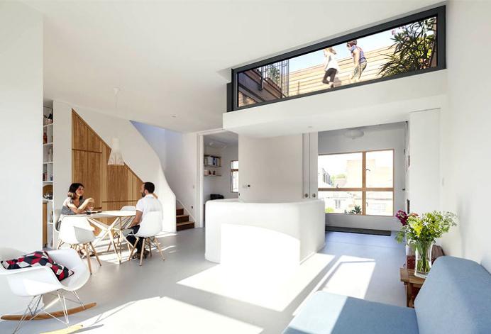 Sunny Open Space - Interior Design - Decor