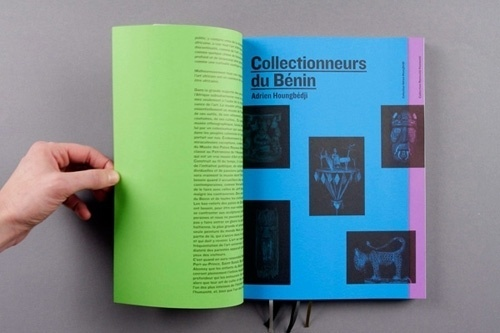 Collectionneurs du Bénin   Salutpublic #salut #public #print #type #layout