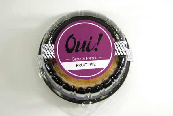 Oui! Bread & Pastries #page #stationary #packaging #design #& #oui #pastries #direction #corporate #brand #p #identity #for #art #web #bread