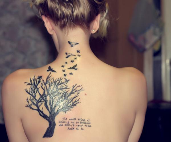 35 Lovely Tattoos for Girls #girls #tattoos