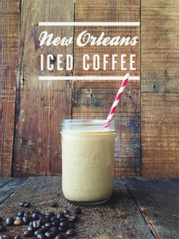 Likes of Us | New Orleans Iced Coffee #of #orleans #coffee #us #layout #likes #new