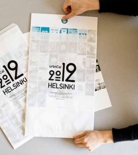 Every reform movement has a lunatic fringe #calendar #sleeve #numbers #helsinki #typography