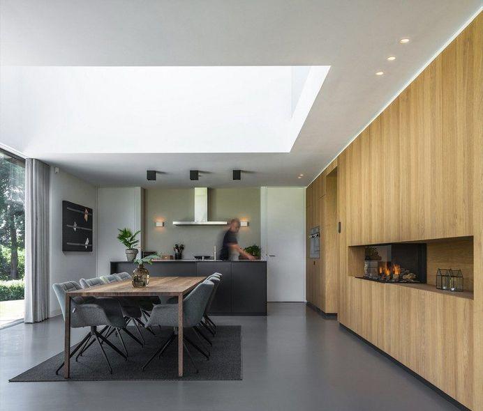 Contemporary Dutch Villa by EVA Architecten 5