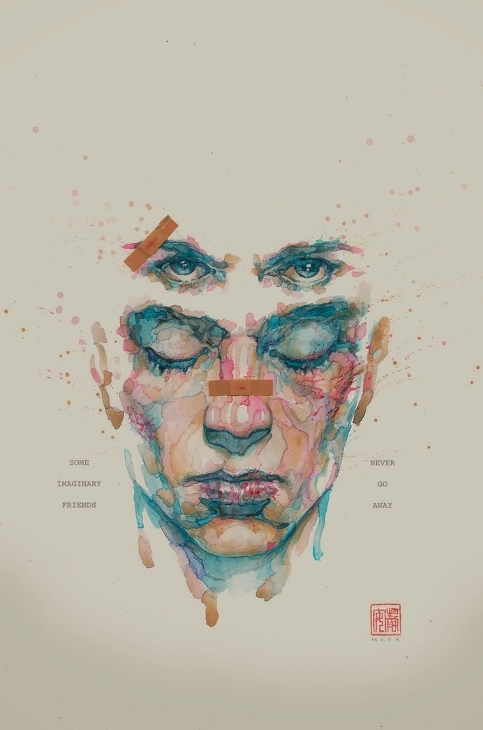 Super Punch: Fight Club 2 comic book covers #super #watercolour #comic #illustration #punch #fight #art #poster #club
