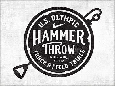 Nike_ht_cut #hammerthrow #badge