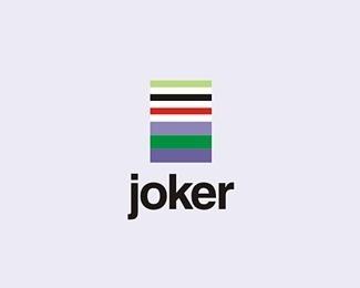 LogoPond - Identity Inspiration - #abstract #pixel #simple #minimal #logo #joker #colour