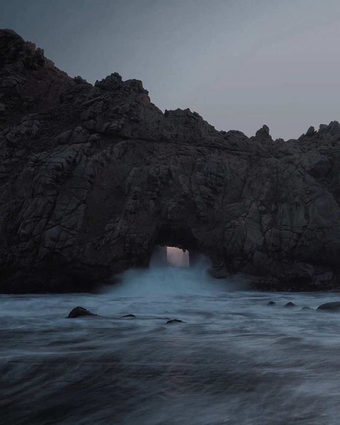 Mysterious and Low-Light Photography by Camillo Longo