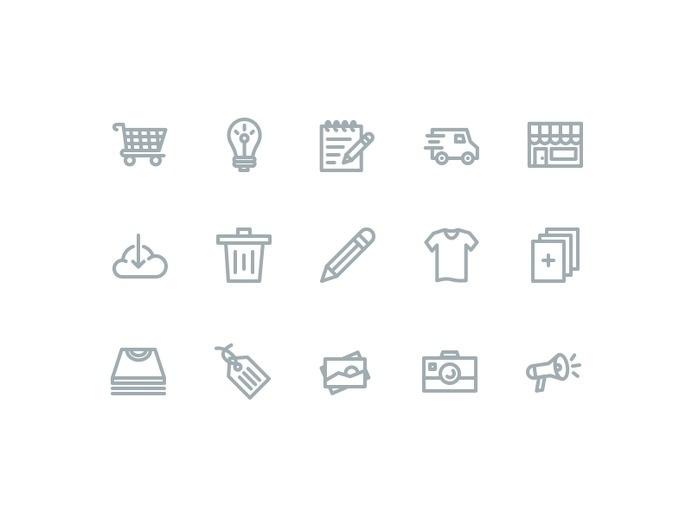 Teespring Icons #pictogram #icon #sign #picto #symbol