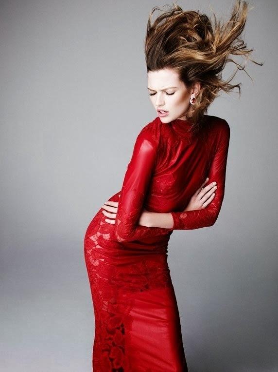 Bette Franke by Nagi Sakai #fashion #photography #inspiration