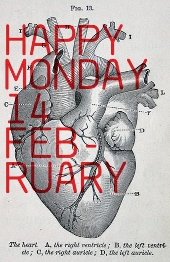 Adapt » Blog Archive » Happy Mondays #heart #valentines #day