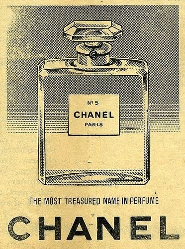 Vintage Chanel No.5 Advert | AnOther | Loves #chanel