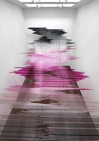 Teresita Fernández Exhibitions Lehmann Maupin #teresita #frnandez #art #sculptor