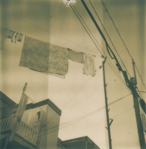 polaroid Mtl//1 | Flickr: partage de photos! #tetis #photograph #polaroid