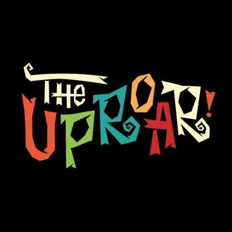 FFFFOUND! | Invisible Creature Speaks » Blog Archive » The Uproar! #type #invisible #lettering #creature