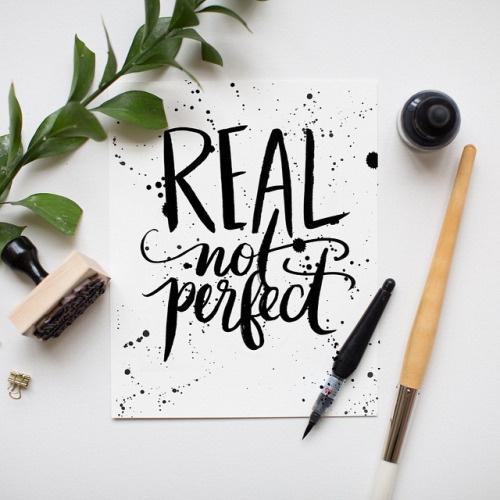 Real Not Perfect – Jenny Highsmith