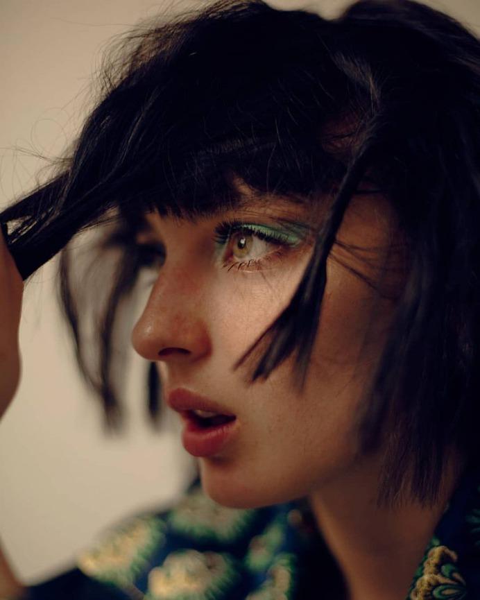 Marvelous Female Portrait Photography by Ilaria Taschini