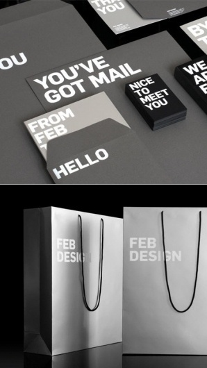 AisleOne - Graphic Design, Typography and Grid Systems #typographic #design #feb #stationary