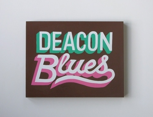 Andy Rementer » SIGN PAINTING