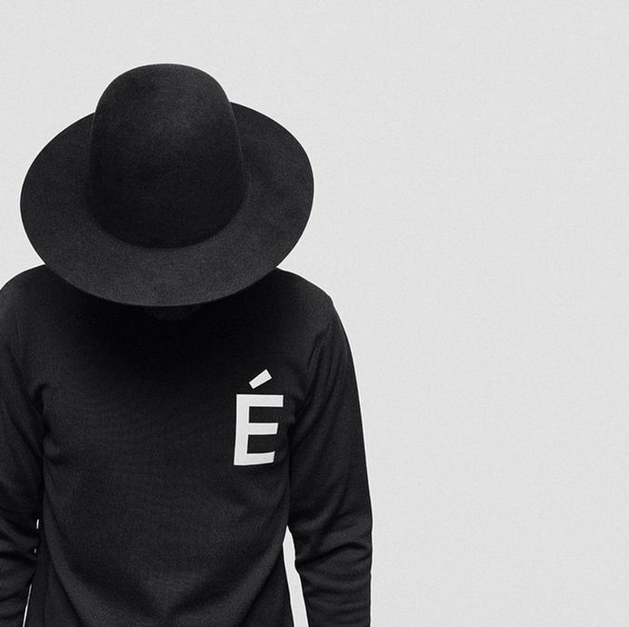 Apparel by Études Studio #etudes #black #hat #apparel