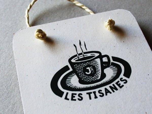 Le Jardin Colonial Branding 28 #design #graphic #tea