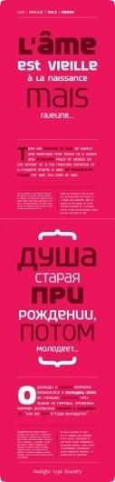 Gaslight Type foundry. Promo fonts on the Behance Network #type #font #gaslight