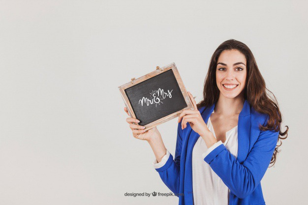 Mockup design of smiling woman with slate Free Psd. See more inspiration related to Mockup, Business, Design, Template, Woman, Blackboard, Happy, Web, Website, Sign, Mock up, Message, Website template, Business woman, Female, Young, Notice, Mockups, Up, Businesswoman, Web template, Realistic, Placard, Slate, Smiling, Real, Mock ups, Mock, Ups and Noticeboard on Freepik.