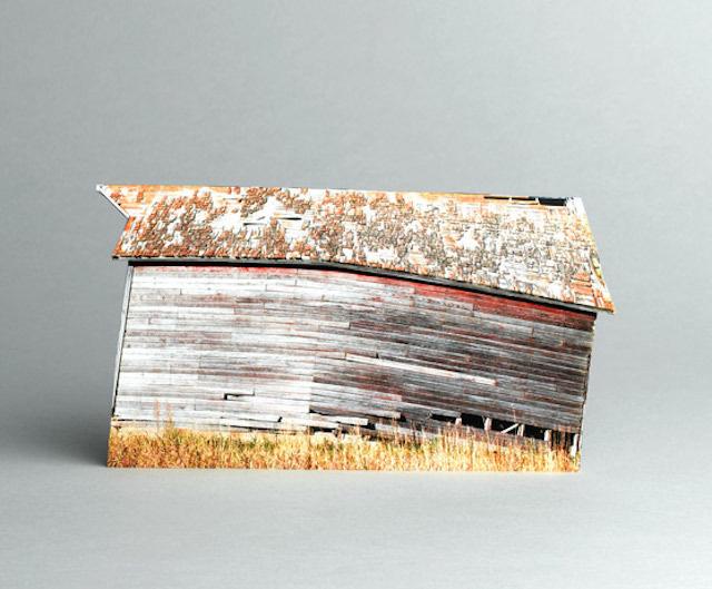 brokenhouses-14 #sculpture #house #art #broken #miniature