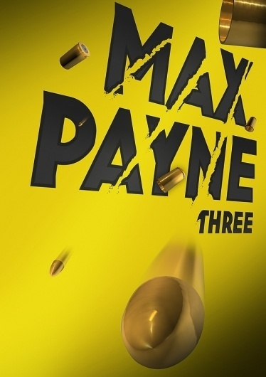 Max Payne 3 on the Behance Network #max #playstation #360 #dodge #9mm #3 #xbox #time #bullet #game #payne