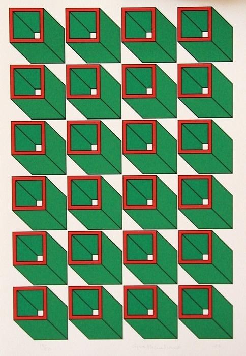 DELI SANDWICH #geometry #illustration #graphic
