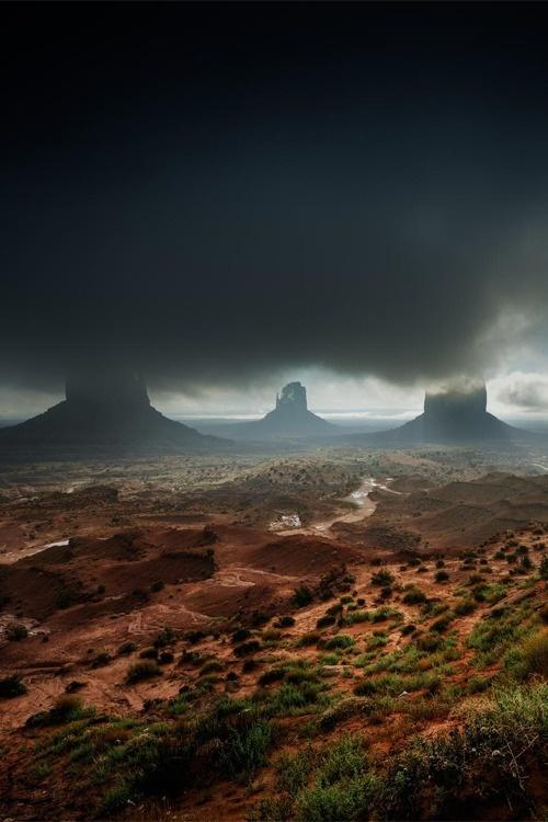 tumblr_mu6aofNbJD1qij426o1_500 #desert #storm