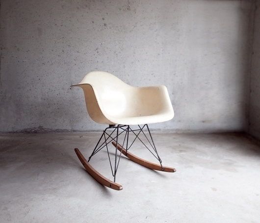 Shop | Sit and Read — Eames Rocker #modern #chair #design #furniture #mid #rocker #century #armchair #eames