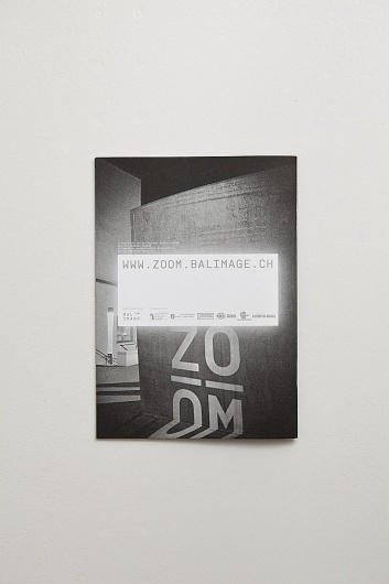 ZOOM – Basle Film Festival & Film Prize ° Identity on the Behance Network #projection #zoom