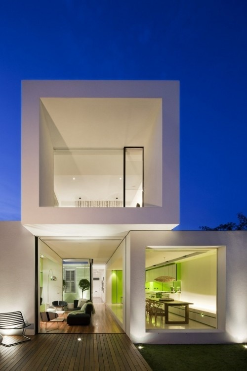 Shakin Stevens House by Matt Gibson Architecture + Design #house #minimalism #home #architecture #minimal #minimalist
