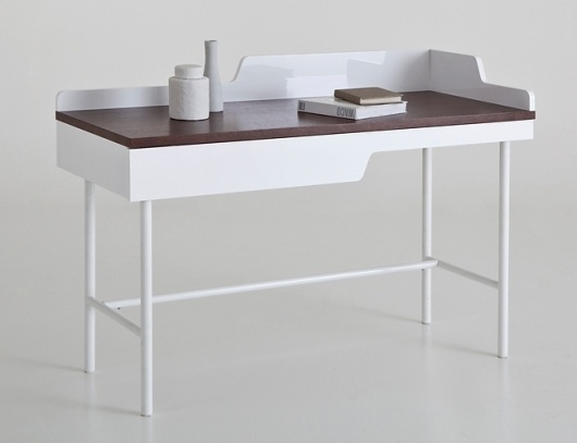 Sam Baron for La Redoute « SoFiliumm #design #wood #furniture #desk #interior