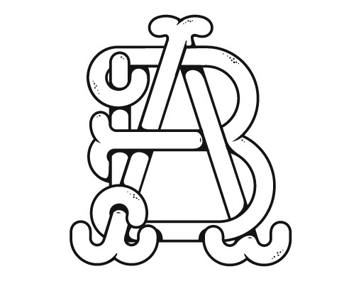 Monogram - André Beato #monogram #type