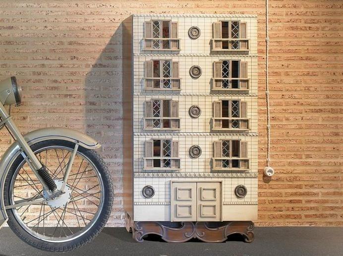 World full of color - Lola Glamour, www.homeworlddesign.com #furniture #design #handmade