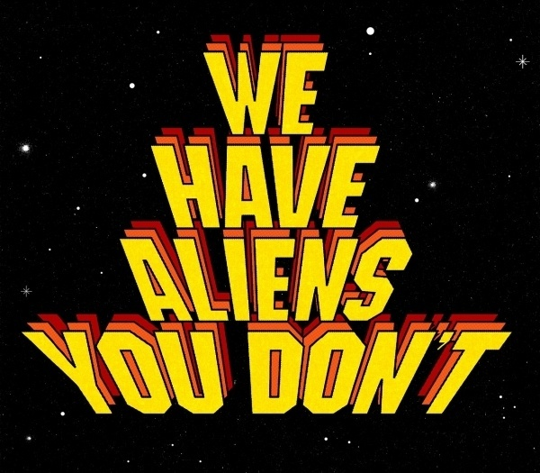 Space Invaders — Friends of Type #of #space #invaders #aliens #type #friends