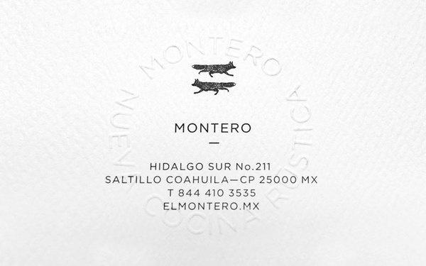 Montero by Anagrama #branding