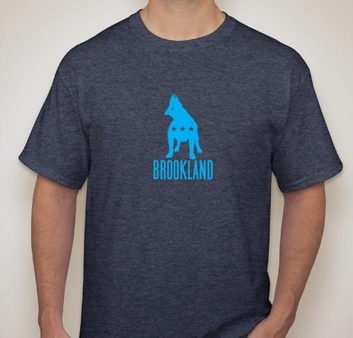 Brookland #print #design #shirt #brookland #screen