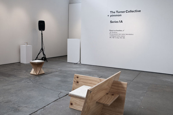 The Turner Collective | Arcademi #wood #installation