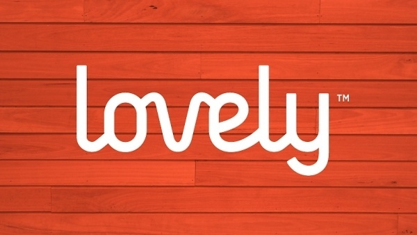 Red Antler | Lovely #type #logo #identity #typography
