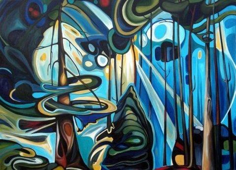 Taralee Guild | PICDIT #painting #design #art