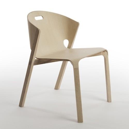 Pelt by Benjamin Hubert #chair #furniture #minimal