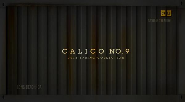 Calico No.9 ®