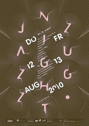 Baubauhaus. #type #ripples #poster